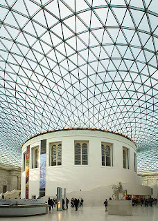 Great Court, British Museum