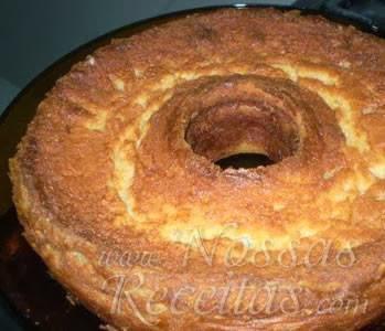 deliciosa receita de bolo regional nordestino