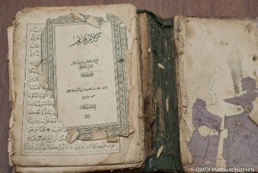 Священная книга прошла Первую мировую войну, революцию, Вторую мировою войну, депортацию крымскотатарского народа, годы запрета религии в советское время...
