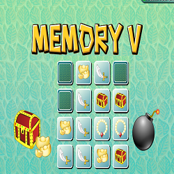 Bombs Memory Game