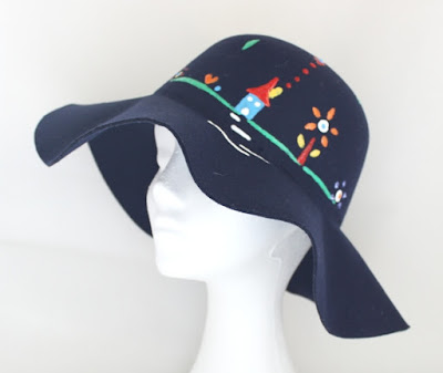 2016 - Textil  Sombrero 1