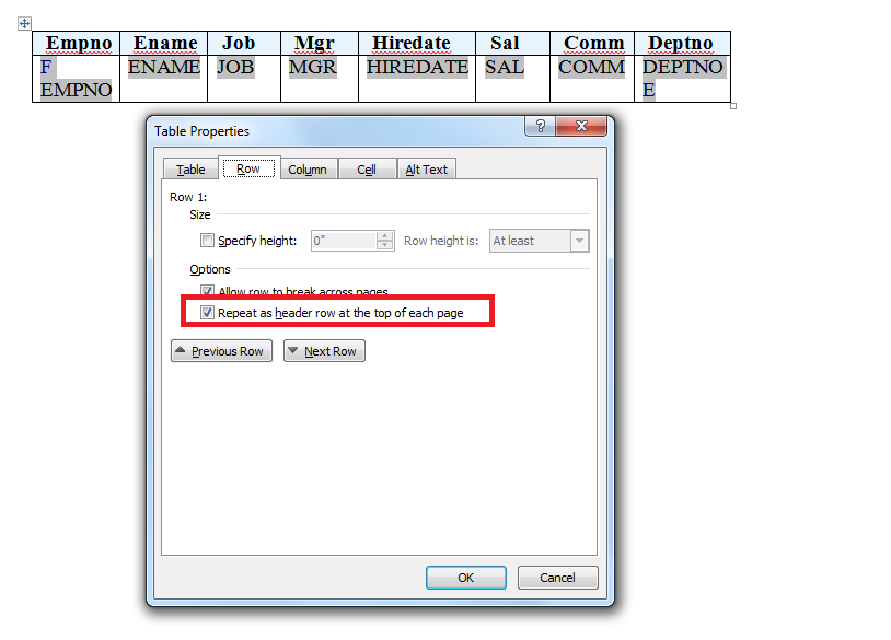 How to repeat the header for each and every page in XML Publisher ...