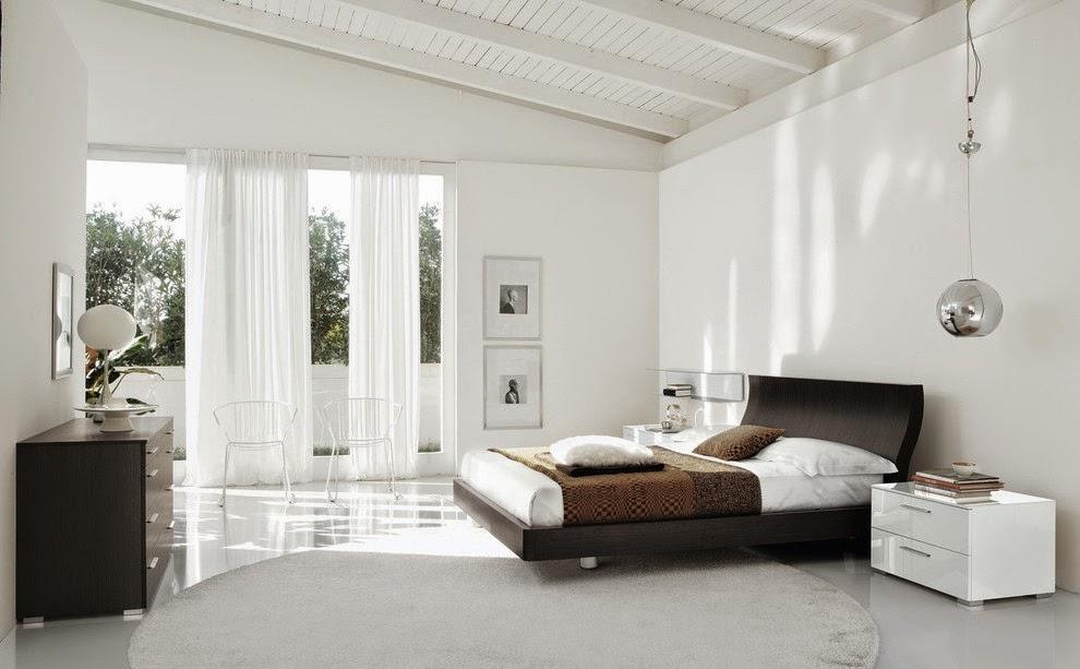 Danish bedroom in 2014