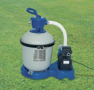 Intex 2,650-Gallon Sand Filter Pump