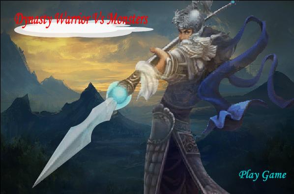 Dynasty Warrior VS Monsters Games 2