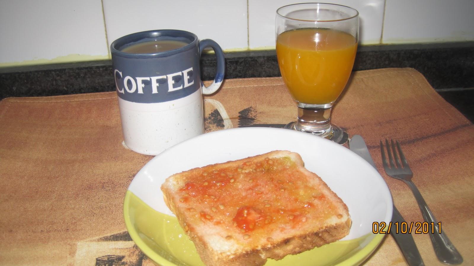Recetas de cocina casera desayuno dieta elena tojo moure for Recetas cocina casera