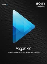 Sony Vegas PRO 12.0.0.367 Multi + Crack