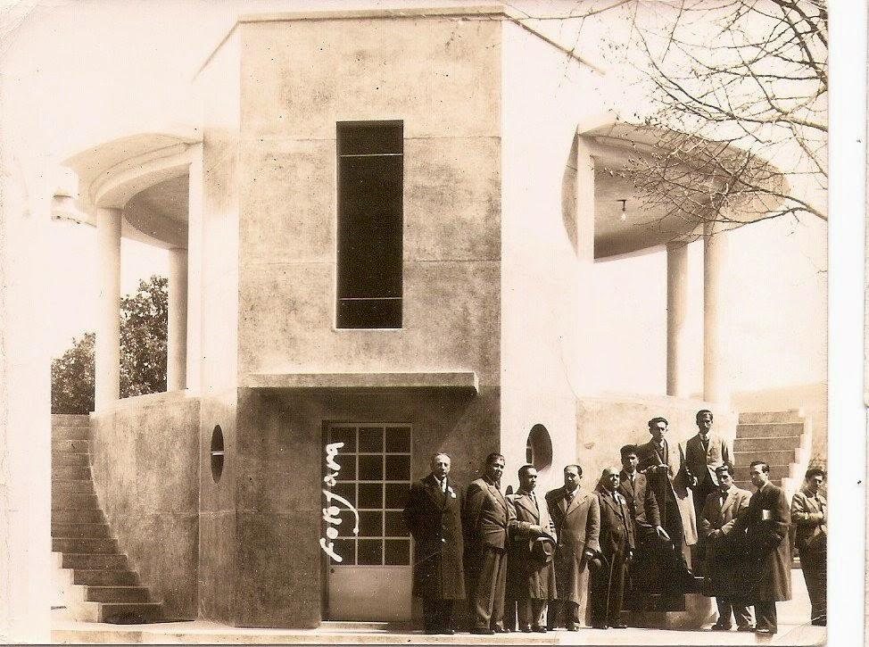 Quiosco 1945