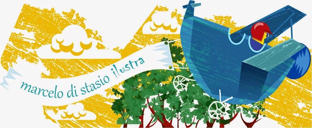 Marcelo Di Stasio Ilustra