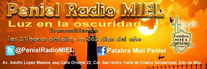 Peniel Radio MIEL, Iglesia de Jesucristo Palabra MIEL Peniel