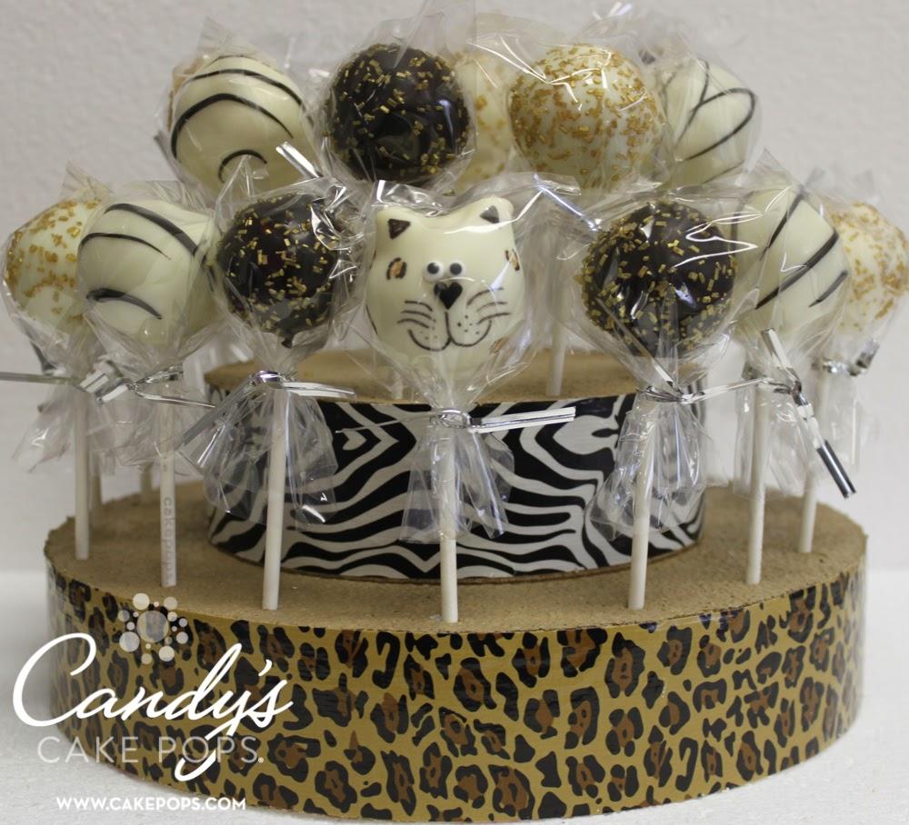 How Do You Do Leopard Print On A Cake
