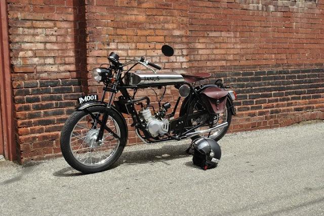 Hydro Carbon  Janus Motorcycles  Halcyon 50cc