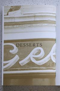 POLPO cookbook desserts