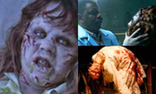 7 Video Kerasukan di Film yang paling Mengerikan