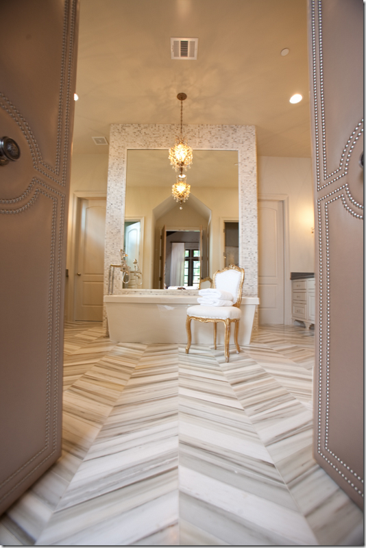 Popular   Marble Tile Flooring White Marble Flooring And Herringbone Tile