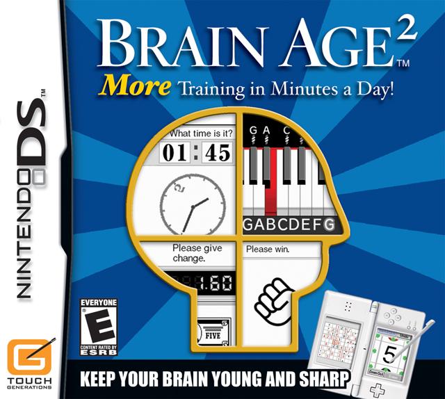 Brain Age 2 Ds