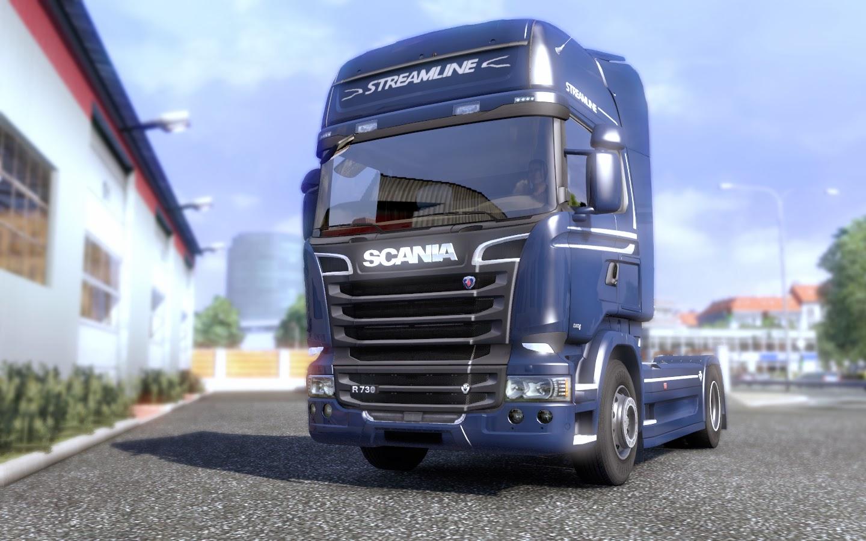 SCANIA Streamline beta no Steam | Euro Truck Simulator 2