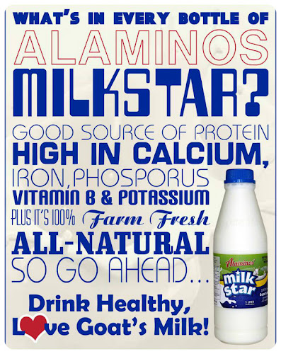Alaminos' Milk Star Goat's Milk Benefits