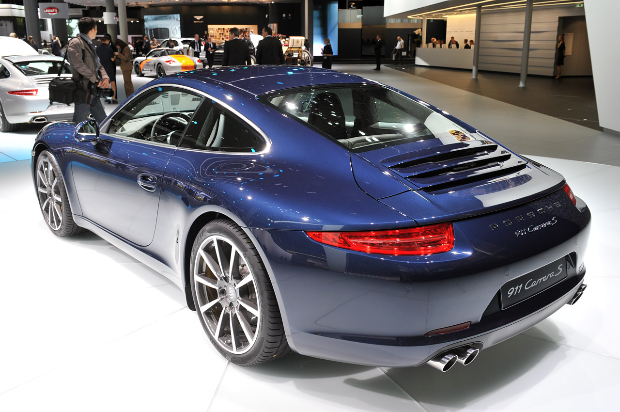 2012 Porsche 911 Carrera S Hd Wallpapers High