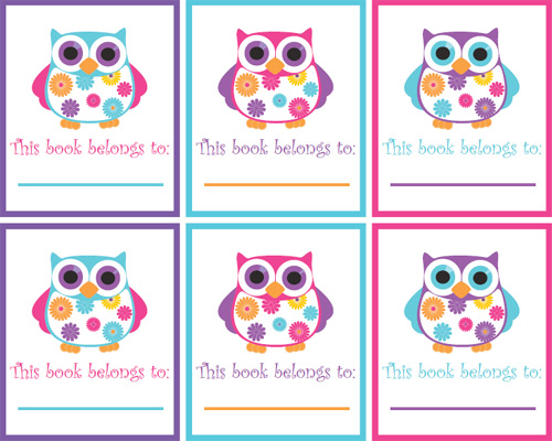 Classroom Compulsion A Cute Owl Freebie