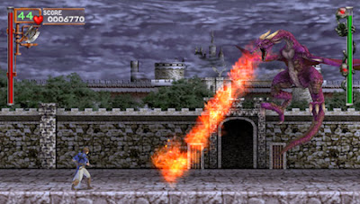 Castlevania The Dracula X Chronicles PC