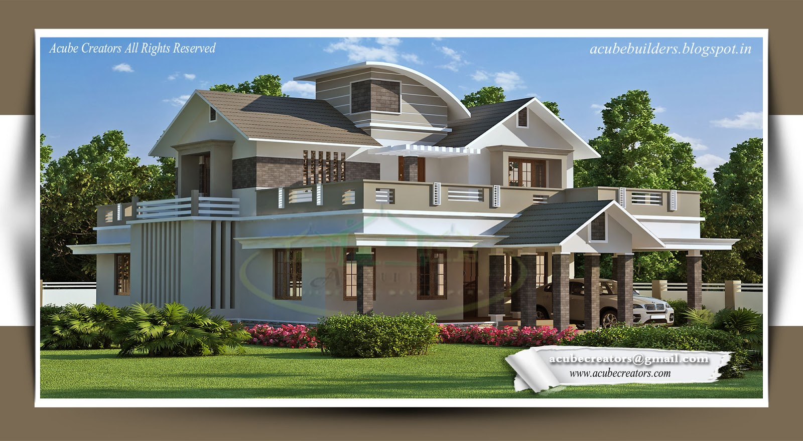 Dream home 2400 plan 172 acube builders for Dream home makers