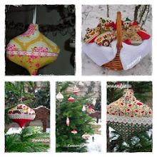 Tilda Weihnachtsschmuck
