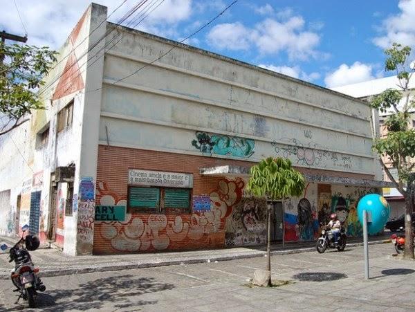 Antigo Cine Capitólio de Campina Grande deverá se transformar num Centro Cultural