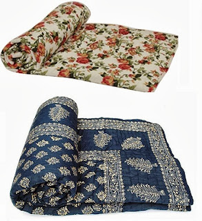 Pepperfry Offer:  Upto 65% + Flat 25% additional off on  Blankets | Quilts | Duvets (Razai)