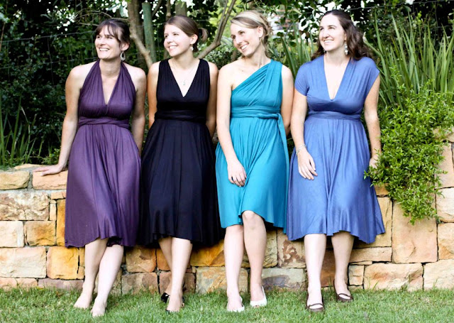Worn Bridesmaid Dresses 42