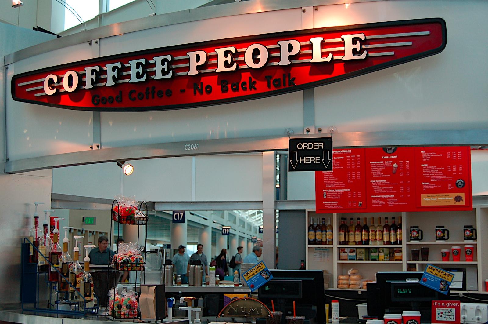 coffee people portland
