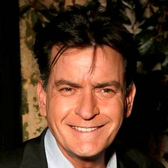 Charlie Sheen smile