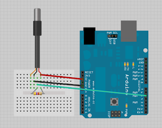 Dallas DS18B20 Digital Temperature Sensor The Arduino