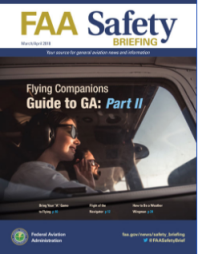 FAA Safety Briefing Magazine - March - April