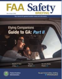 FAA Safety Briefing Magazine - January-february