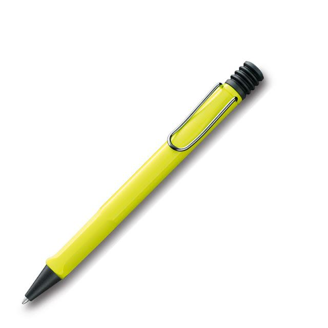 Yellow Ballpoint Pen7