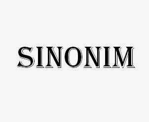 pengertian sinonim dan contoh sinonim