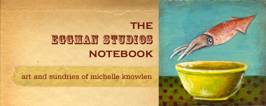 The Eggman Studios Notebook