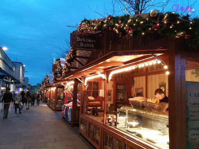 Christmas Southampton markets