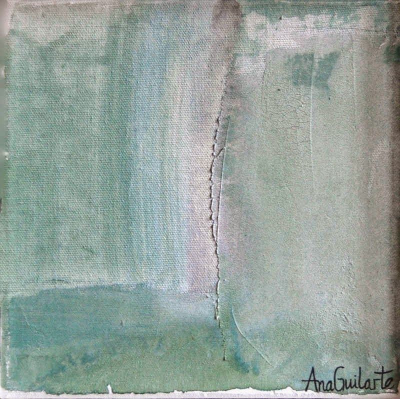 185. UNTITLED. 25X25cm. Sold/Vendido