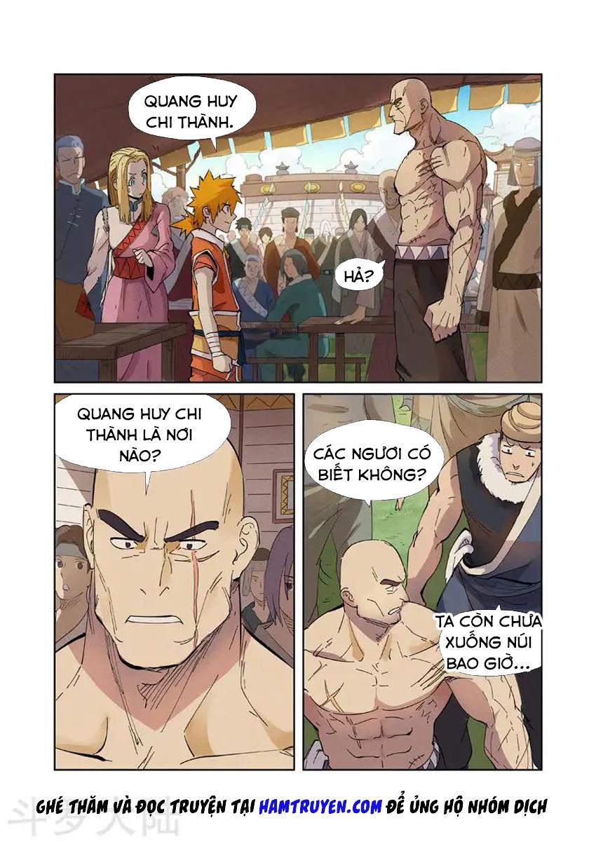 Yêu Thần Ký chap 217 - Trang 6