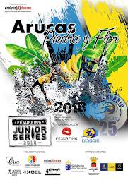 ARUCAS PIEDRA Y FLOR 2018