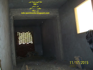 شقة للبيع بمدينة نصر    Apartment For Sale in Nasr City