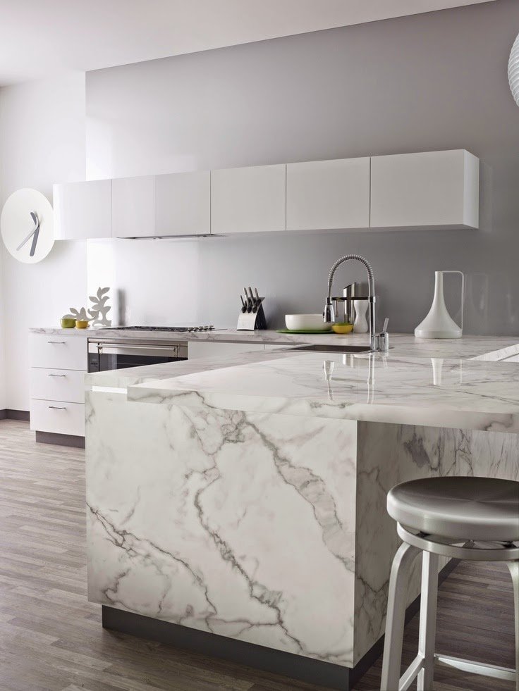 Our Kitchen Renovation After Photos Glamour Coastal