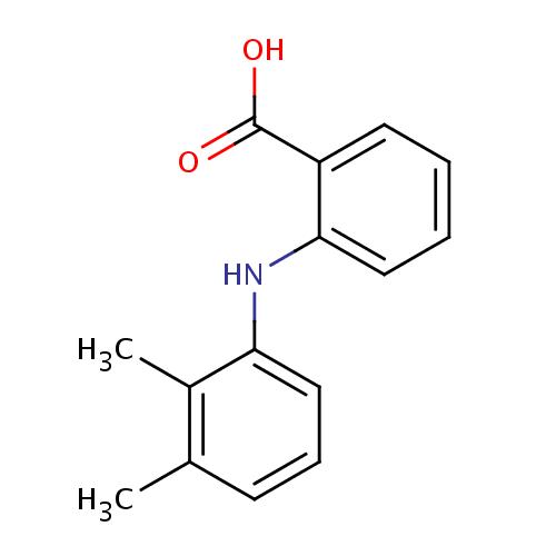 Asam mefenamat Mefenamic acid