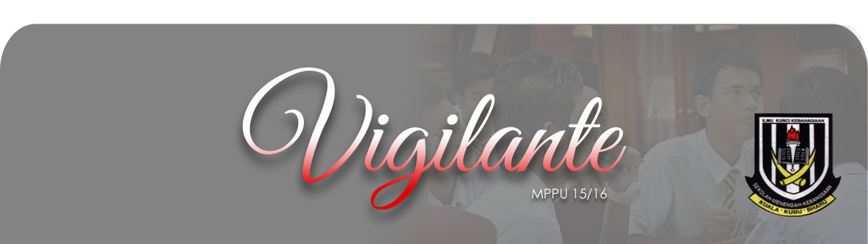 Vigilante | Majlis Perwakilan Pra Universiti