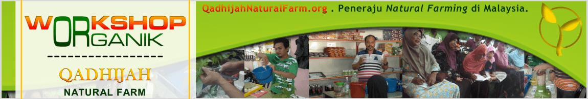 QadhijahNaturalFarm.Org: Peneraju Natural Farming Malaysia.