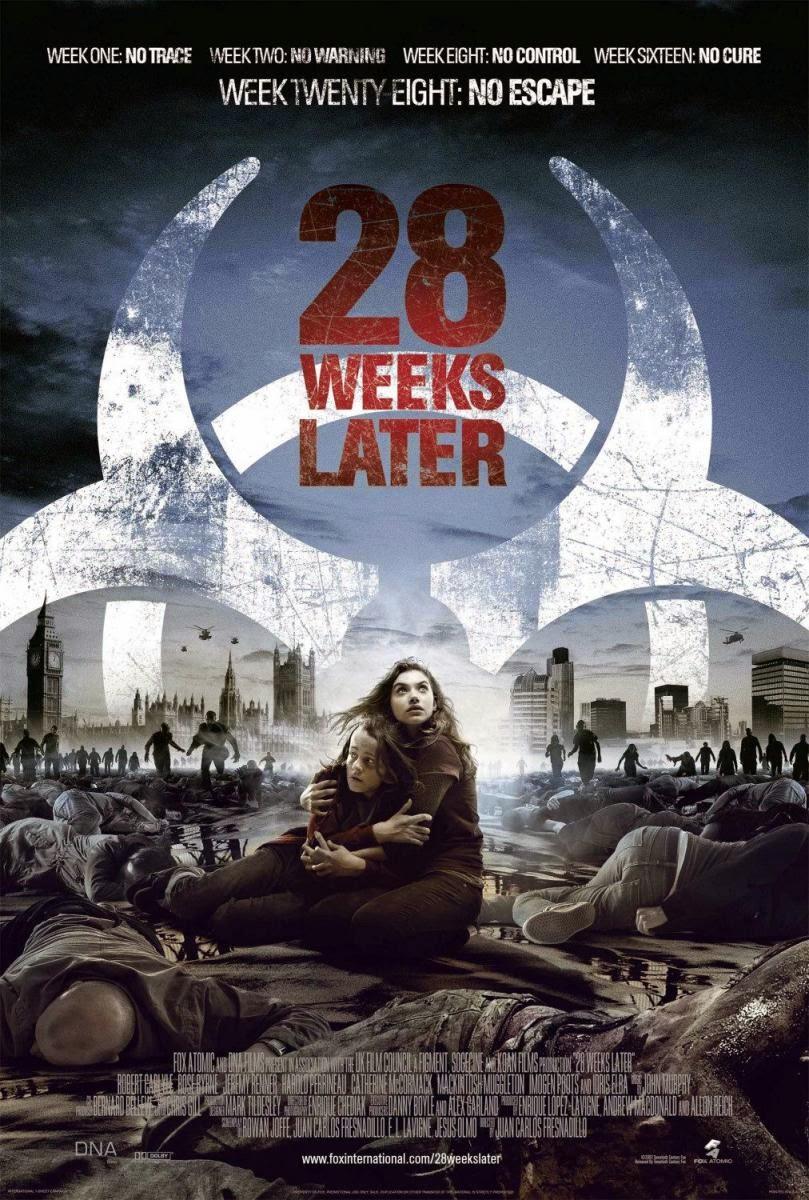 28 Semanas Después Película Completa Online DVD [MEGA] [LATINO]