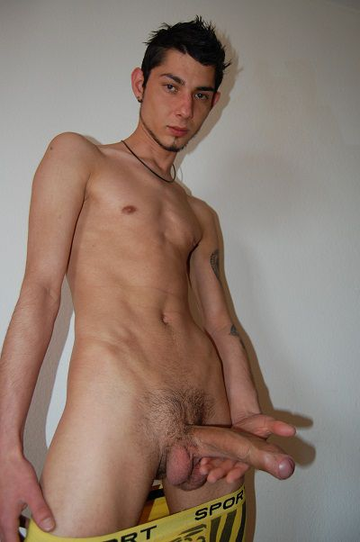 Nude Men With Huge Cocks