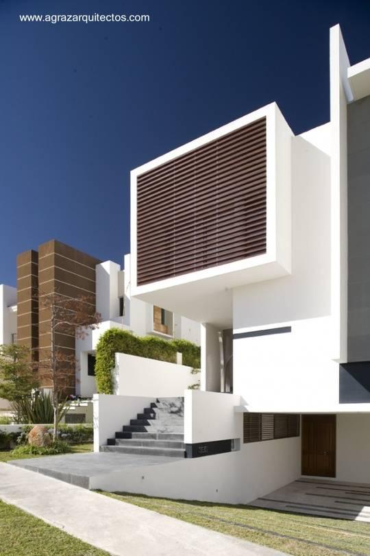 Arquitectura de casas fotos de casas modernas de estilo - Arquitectura casas modernas ...